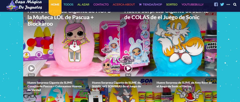 carousel 1 casa magica de juguetes y villa juguetes