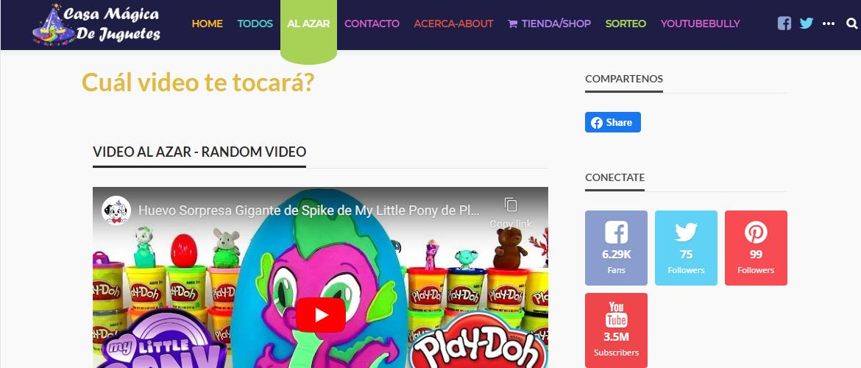 carousel 2 casa magica de juguetes y villa juguetes video al azar